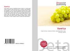 Xarel·Lo kitap kapağı