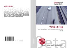 Bookcover of Vehicle Setup