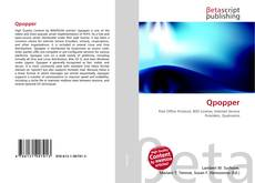 Bookcover of Qpopper