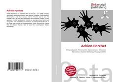 Bookcover of Adrien Porchet