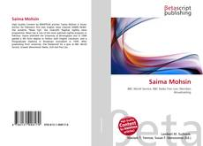 Bookcover of Saima Mohsin