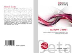 Bookcover of Walloon Guards