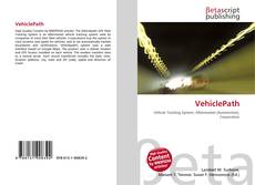Bookcover of VehiclePath