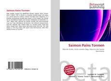 Couverture de Saimon Pains Tormen