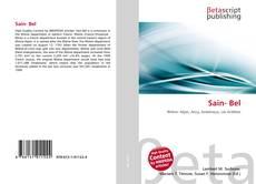 Bookcover of Sain- Bel