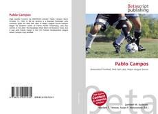 Pablo Campos kitap kapağı