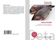 Bookcover of Adria-Forelle
