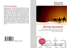 Old City (Jerusalem) kitap kapağı