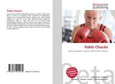 Portada del libro de Pablo Chacón