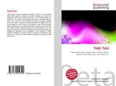 Capa do livro de Toki Tori