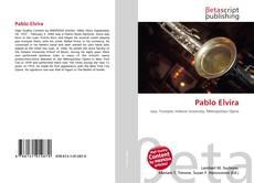 Borítókép a  Pablo Elvira - hoz