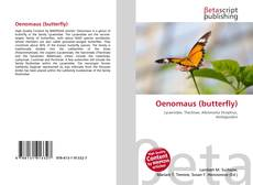 Bookcover of Oenomaus (butterfly)