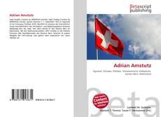 Capa do livro de Adrian Amstutz