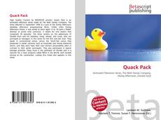 Bookcover of Quack Pack