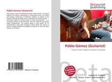 Обложка Pablo Gómez (Guitarist)