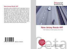 Bookcover of New Jersey Route 44T
