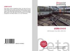 Buchcover von USRA 0-6-0
