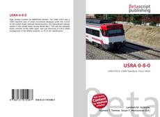 Bookcover of USRA 0-8-0