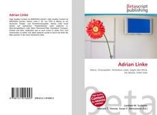 Buchcover von Adrian Linke
