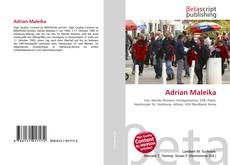 Bookcover of Adrian Maleika