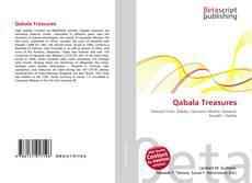 Capa do livro de Qabala Treasures