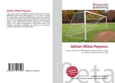 Bookcover of Adrian Mihai Popescu