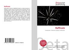 Couverture de Raffinate