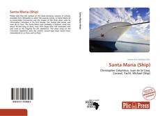 Bookcover of Santa María (Ship)