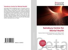 Capa do livro de Sainsbury Centre for Mental Health