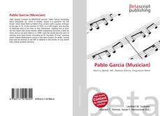Bookcover of Pablo García (Musician)