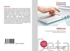 Bookcover of Adserver