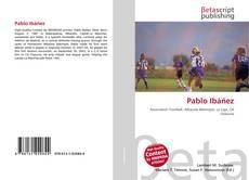 Pablo Ibáñez kitap kapağı