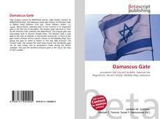 Capa do livro de Damascus Gate