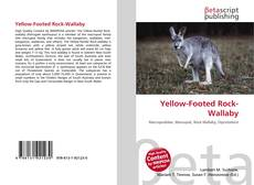 Обложка Yellow-Footed Rock-Wallaby