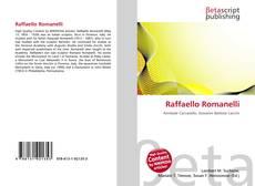 Bookcover of Raffaello Romanelli