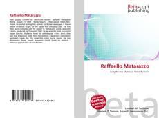 Buchcover von Raffaello Matarazzo