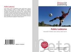 Portada del libro de Pablo Ledesma
