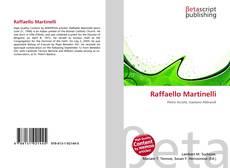 Capa do livro de Raffaello Martinelli