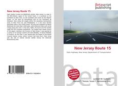 Couverture de New Jersey Route 15