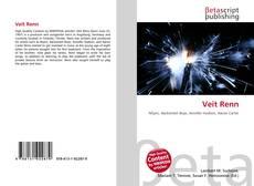 Обложка Veit Renn
