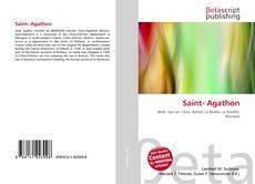 Bookcover of Saint- Agathon
