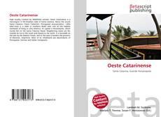 Couverture de Oeste Catarinense