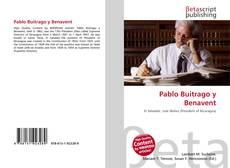 Pablo Buitrago y Benavent的封面