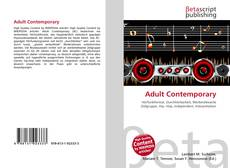 Couverture de Adult Contemporary