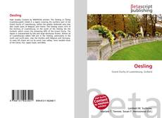 Bookcover of Oesling