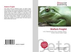 Bookcover of Wallum Froglet