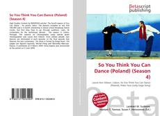 So You Think You Can Dance (Poland) (Season 4)的封面