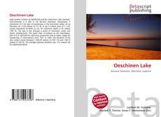 Bookcover of Oeschinen Lake