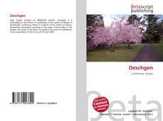 Bookcover of Oeschgen