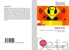 Bookcover of Adult hits